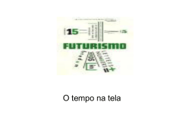 Futurismo - WordPress.com