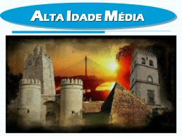 A Alta Idade Média e a Civilização Árabe