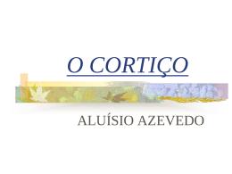 O CORTIÇO