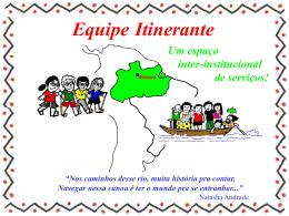 Equipe Itinerante