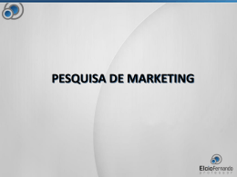 Case Pesquisa - Elcio Fernando