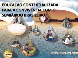 EDUCAÇÃO CONTEXTUALIZADA PARA A CONVIVÊNCIA