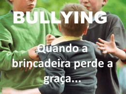 Sides Bullying - WordPress.com