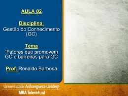 slides de aula - versão 2009 ()