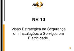 Apresentação GSO_Palestra_NR10_2º Encontro Técnico_27-04-07