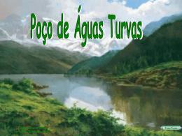 Mensagem poço de águas turvas