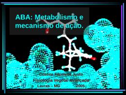 ABA: Um hormônio chave na regulação do desenvolvimento