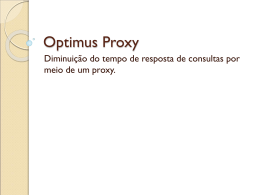 Optimus Proxy