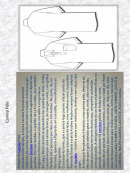 camisa polo.