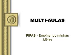 MULTI-AULAS - Objetivo Sorocaba