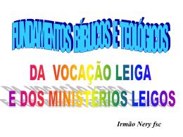 Seguir Jesus vocação e missão