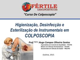 aula de colposcopia 2013
