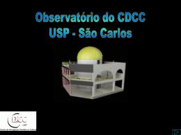 Medindo Estrelas - CDCC - USP