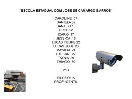 """""""escola estadual dom jose de camargo barros"""" caroline 07"""