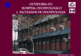 Ouvidoria UFU - FO - Apresentação 2008