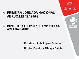 Dr. Álvaro Quintas