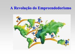 evolução do empreendedorismo