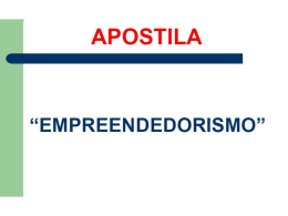 Empreendedorismo - power point A