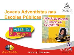 5016 jovens adventistas nas escolas publicas