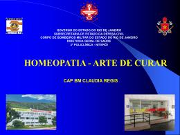 Homeopatia- Cap Claudia Regis