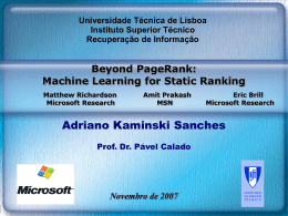 Slides - Adriano Sanches