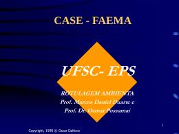 CASE - FAEMA