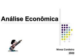 estimativa dos investimentos pré-operacionais