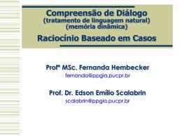Compreensão de Diálogo - PPGIa