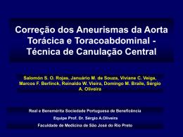 Alta Atelectasia Aneurisma de aorta toracoabdominal tipo I