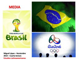 Brazil`s media: highly concentrated and heavily reliant on