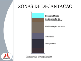 TRATAMENTOS BIOLÓGICOS DIGESTÃO ANAERÓBICA