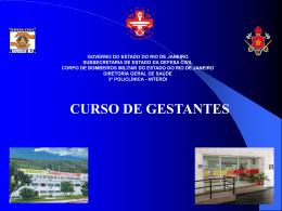 Curso de Gestante 2009- Maj Zaquine e Cap Michele