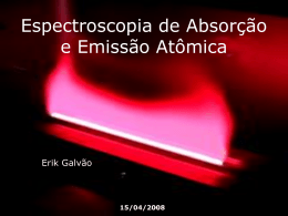 Aula_5_Absorca Atomica