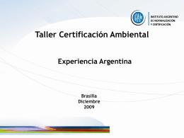 Administración del Sistema Nacional de Certificación Forestal