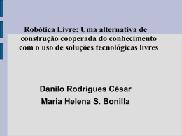 Robótica Livre