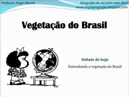 Professor Hugo Morais Geografia de um jeito mais fácil www