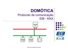Protocolo EIB-KNX - Programa Prof2000