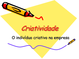 Criatividade