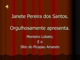 Janete Pereira dos Santos