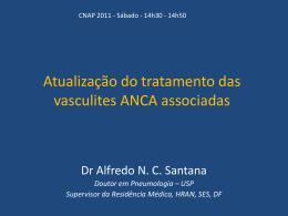 Atualização do tratamento das vasculites ANCA associadas