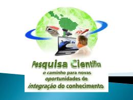 Pesquisa - Universidade Castelo Branco