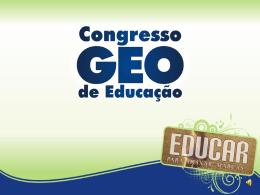 Congresso Geo de Educação 2010