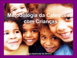 Metodologia da Catequese com Crianças