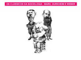 os classicos da sociologia : durkheim