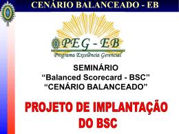 ASSESSORIA ESPECIAL DE MODERNIZAÇÃO DO EXÉRCITO