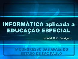 Informatica EducacionalCongressoAPAEs