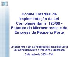 FECOMERCIO - Sistema FIEC