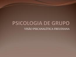 Aula 10 _Psicologia de grupo