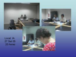 Grupo 1 – Panorama dos ensaios toxicológicos