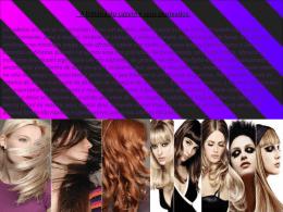 a historia do cabelo e seus penteados..